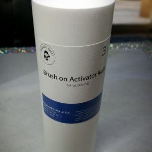 BRUSH ON ACTIVATOR 16 OZ